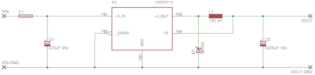 lm2576t-5-schema